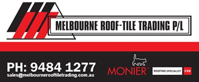 Melbourne Roof Tiles Trading Logo